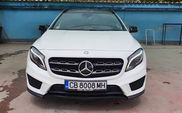 Mercedes-Benz GLA 220 CDI 4Matic AMG Line Night Package